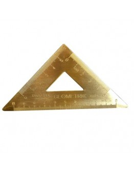 EQUILATERAL TRIANGLE BRASS