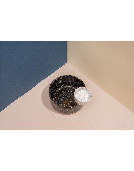 ECLIPSE BOWL - BLACK AND WHITE
