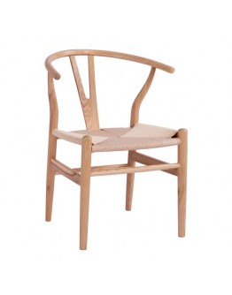 DINING CHAIR IN NATURAL COLOR