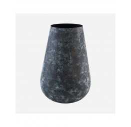 """SADA"" VASE BLUE-GREEN"