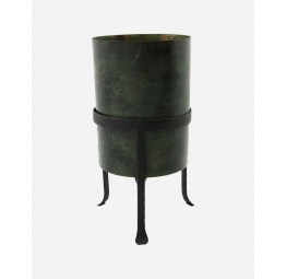 """ORGA"" PLANTER GREEN"