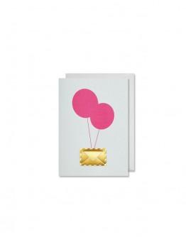 GREETING CARD AIRMAIL