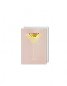 GREETING CARD COCKTAIL