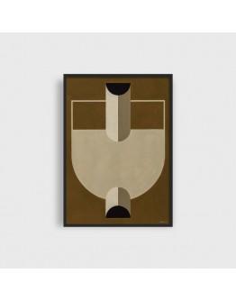 FORM OF A VASE 01 ART PRINT / STUDIO PARADISSI